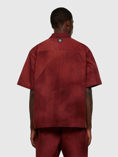 Diesel - S-GUNN-TIE, Rouge - Chemises - Image 2