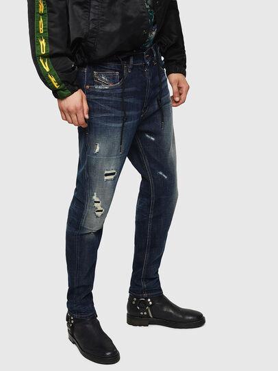 Diesel - D-Eetar 0890W, Bleu Foncé - Jeans - Image 6