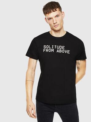 T-DIEGO-J13, Noir - T-Shirts