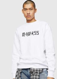 S-LINK-MOHAWK, Blanc