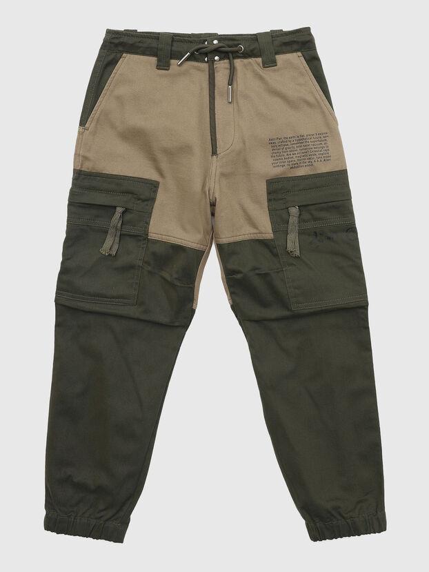 PLUKK, Vert Militaire - Pantalons