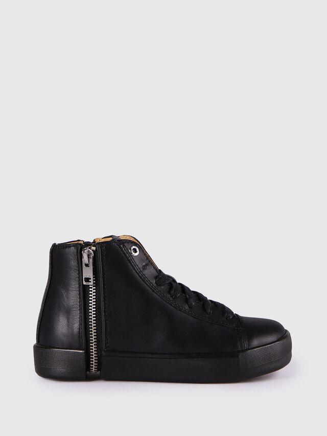 Diesel - SN MID 24 NETISH YO, Noir - Footwear - Image 1
