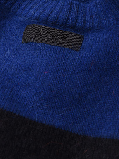 Diesel - KAIRY, Bleu/Orange - Pull Maille - Image 3