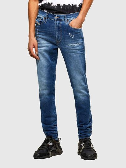 Diesel - D-Istort 009PU, Bleu moyen - Jeans - Image 1
