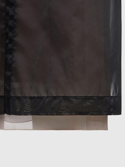 Diesel - D-LAY, Noir - Robes - Image 5