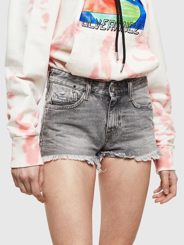 DE-RIFTY, Gris - Shorts
