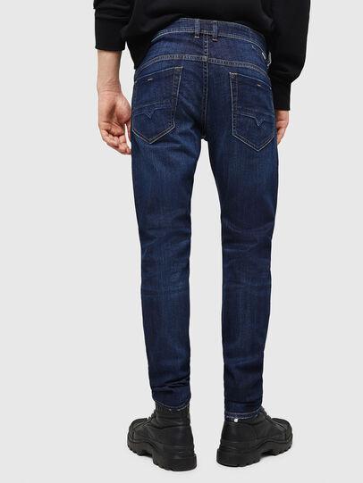 Diesel - Thommer 082AY, Bleu Foncé - Jeans - Image 2