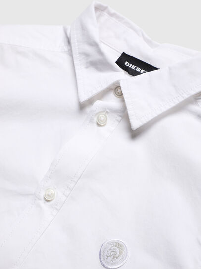 Diesel - CSBILL, Blanc - Chemises - Image 4