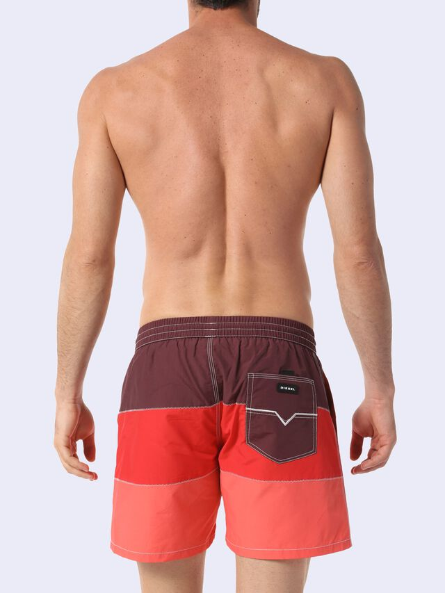 Diesel - BMBX-CAYBAY, Rouge - Boxers - Image 2