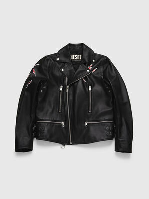 CL-L-GOTIV-LITM, Noir - Vestes de cuir