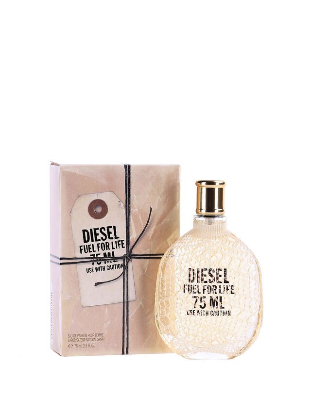Diesel - FUEL FOR LIFE WOMAN 75ML, Générique - Fuel For Life - Image 1
