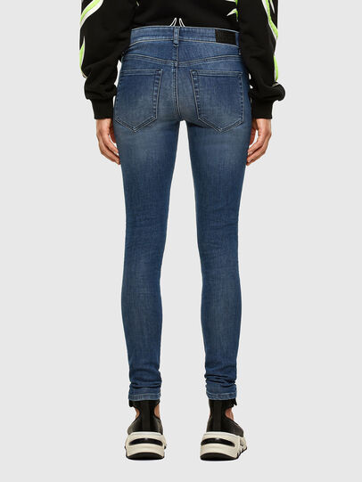 Diesel - Slandy 009FF, Bleu moyen - Jeans - Image 2