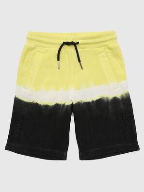 PTOXDEEP, Noir/Jaune - Shorts
