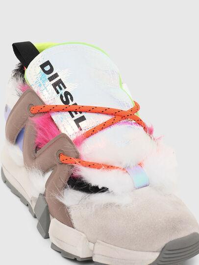Diesel - S-PADOLA SP, Blanc - Baskets - Image 5
