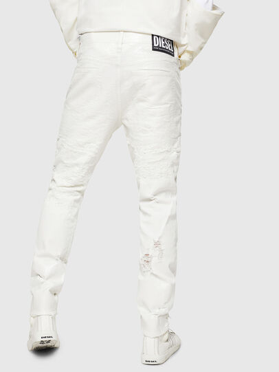Diesel - Mharky 069GY, Blanc - Jeans - Image 2