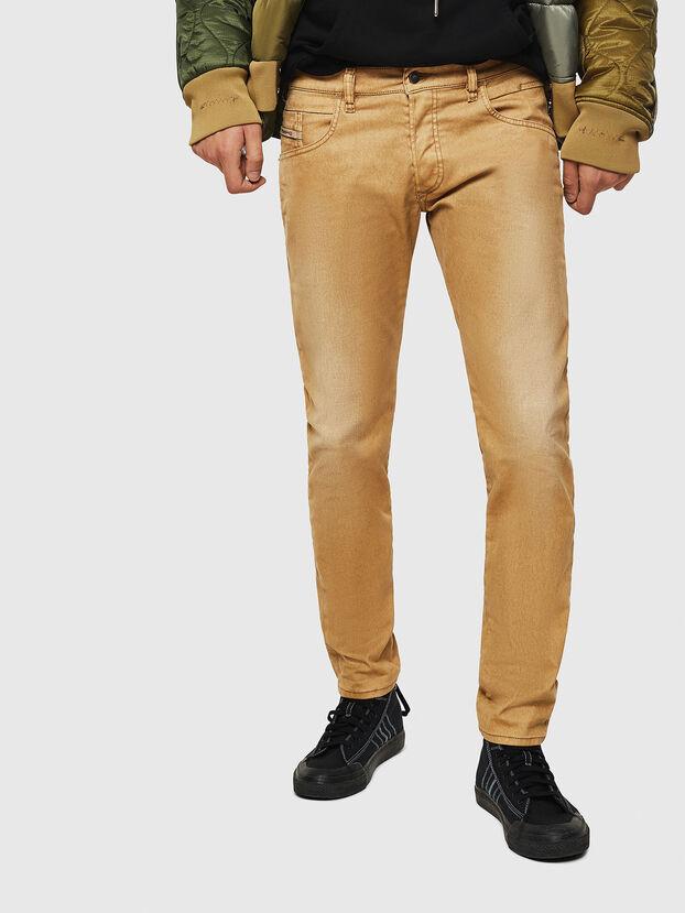 D-Bazer 0091T, Marron Clair - Jeans