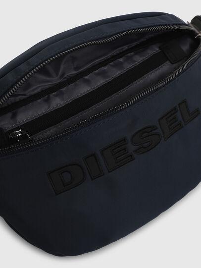 Diesel - FELTRE, Bleu - Sacs ceinture - Image 5