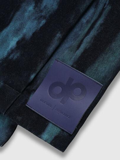 Diesel - PR-JK01, Bleu Foncé - Vestes en denim - Image 5