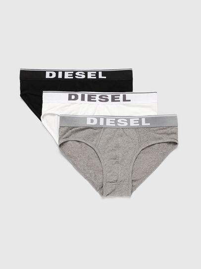 Diesel - UMBR-ANDRETHREEPACK, Multicolore - Culottes - Image 1