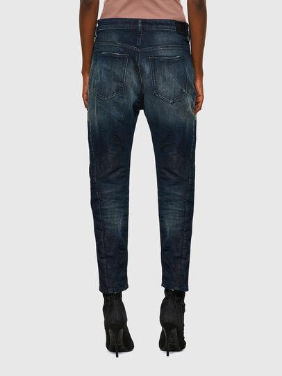 Diesel - Fayza JoggJeans® 09B50, Bleu Foncé - Jeans - Image 2