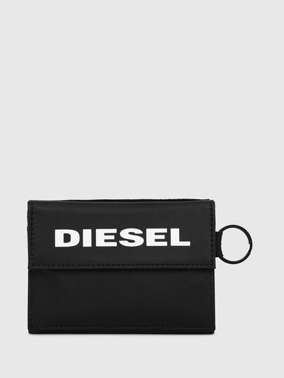 Diesel - YOSHI, Noir - Petits Portefeuilles - Image 1