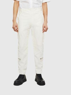 P-ARMY, Blanc - Pantalons