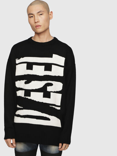 Diesel - K-LOGOX-A,  - Pull Maille - Image 1