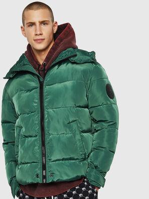 W-SMITH-YA-WH, Vert Foncé - Vestes d'hiver
