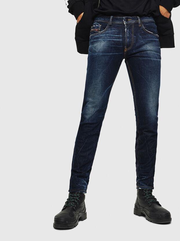 Thommer 0097H, Bleu Foncé - Jeans