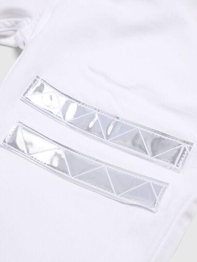 Diesel - KROOLEY-NE-J SH-T JJ, Blanc - Shorts - Image 3