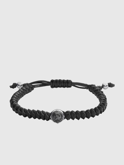 Diesel - DX1043, Noir - Bracelets - Image 1