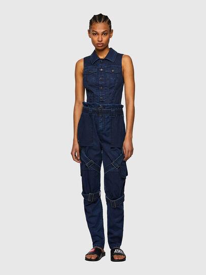 Diesel - D-Fedry JoggJeans® 0CBBZ, Bleu Foncé - Jeans - Image 6