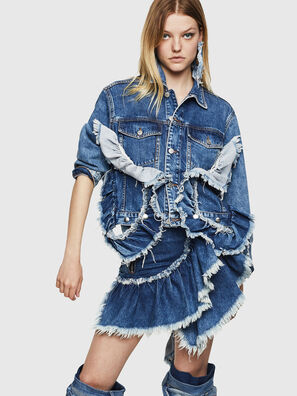 DE-ABBY,  - Vestes en denim