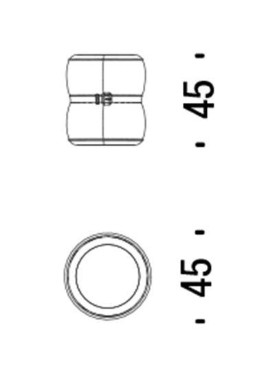 Diesel - 00DL0F23 CHUBBY CHIC,  - Meubles de Complément - Image 5