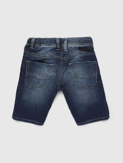 Diesel - KROOLEY-JOGGJEANS-J SH, Bleu moyen - Shorts - Image 2