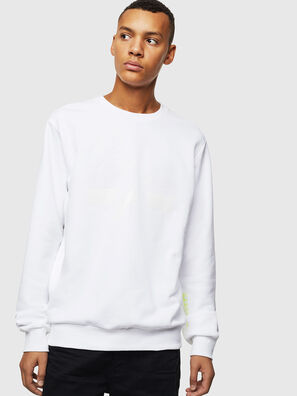 S-GIRK-J2, Blanc - Pull Cotton