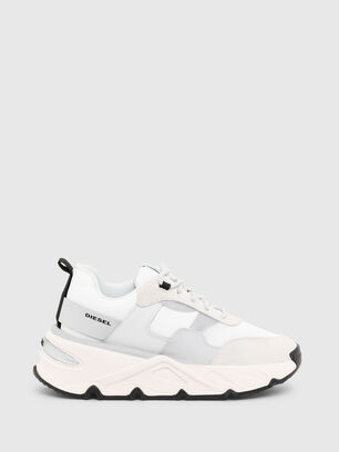 S-HERBY LOW, Blanc - Baskets