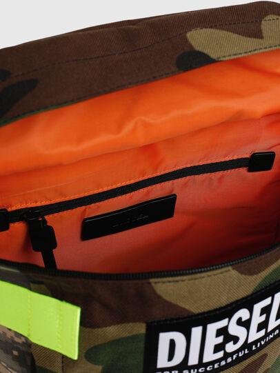 Diesel - PIEVE, Vert Camouflage - Sacs à dos - Image 5