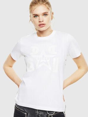 T-SILY-WMA, Blanc - T-Shirts