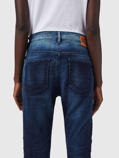 Diesel - Fayza JoggJeans® 069XX, Bleu Foncé - Jeans - Image 4