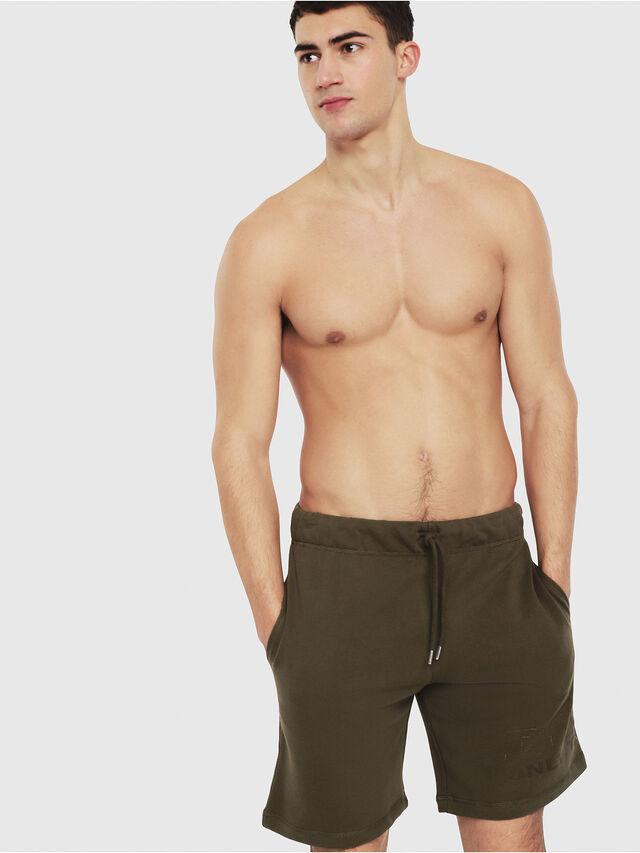Diesel - UMLB-PAN, Vert Militaire - Pantalons - Image 1