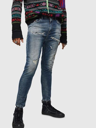 Diesel - D-Vider JoggJeans 0890A, Bleu Clair - Jeans - Image 1