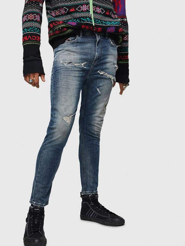 D-Vider JoggJeans 0890A, Bleu Clair - Jeans