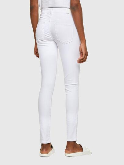 Diesel - Slandy 086AC, Blanc - Jeans - Image 2