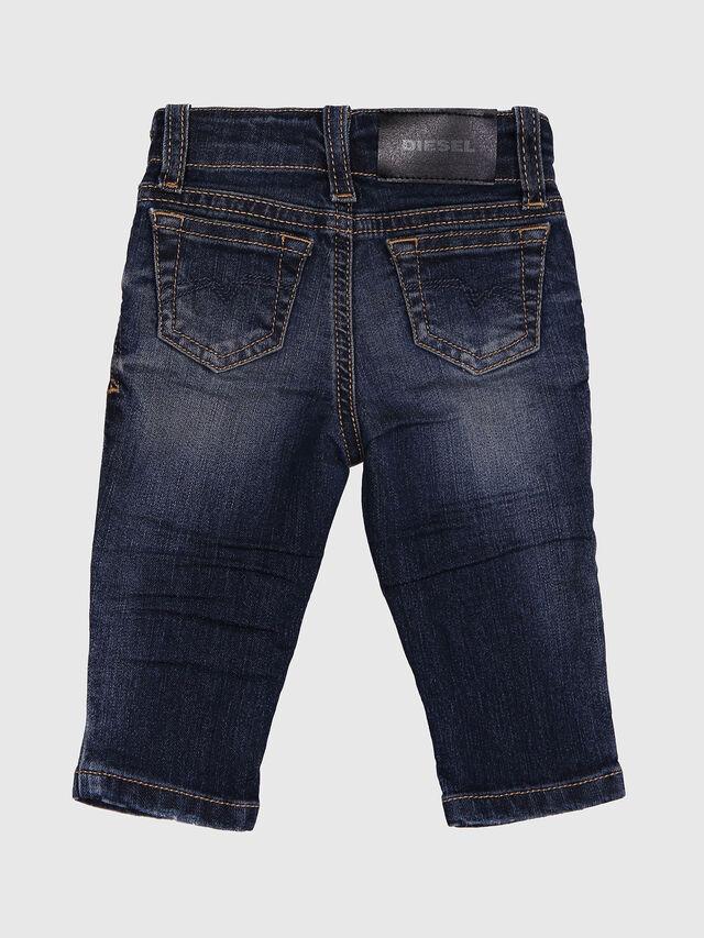 Diesel - GRUPEEN-B, Bleu Foncé - Jeans - Image 2