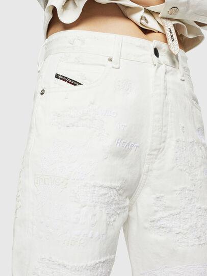 Diesel - D-Eiselle 069IJ, Blanc - Jeans - Image 3