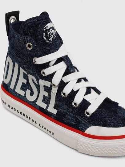 Diesel - SN MID 07 MC CH, Bleu - Footwear - Image 4