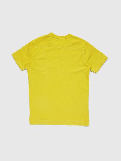 Diesel - TDIEGOCUTA, Jaune - T-shirts et Hauts - Image 2