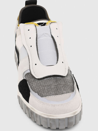 Diesel - S-RUA LOW DEC, Blanc - Baskets - Image 6