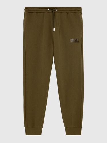 Pantalon de survêtement avec imprimé à logo